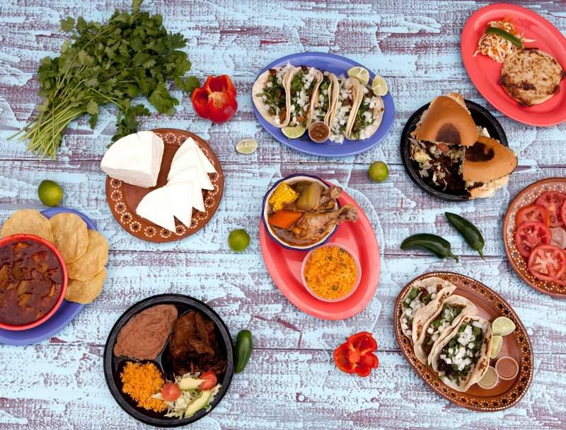How are you celebrating Hispanic Heritage Month? (Credit: La Michoacana Meat Market)