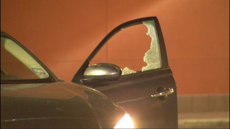 Police searching for answers following shooting of driver on Northeast Side