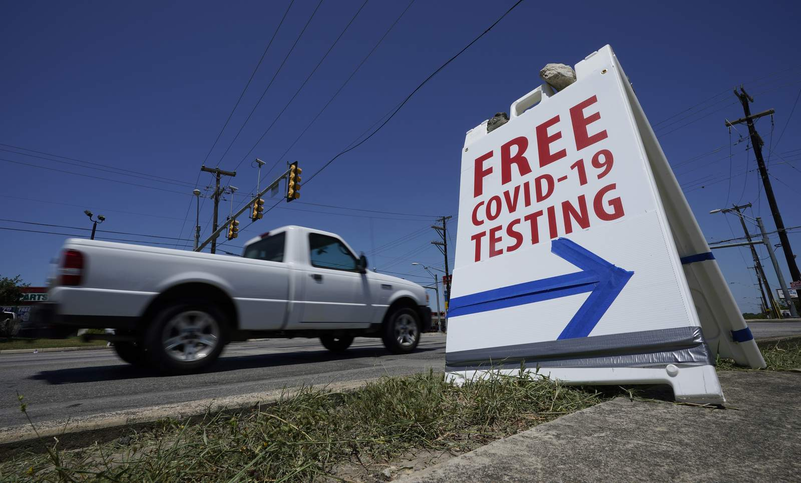 Asymptomatic Covid 19 Testing Sites In San Antonio Add Saturday Hours
