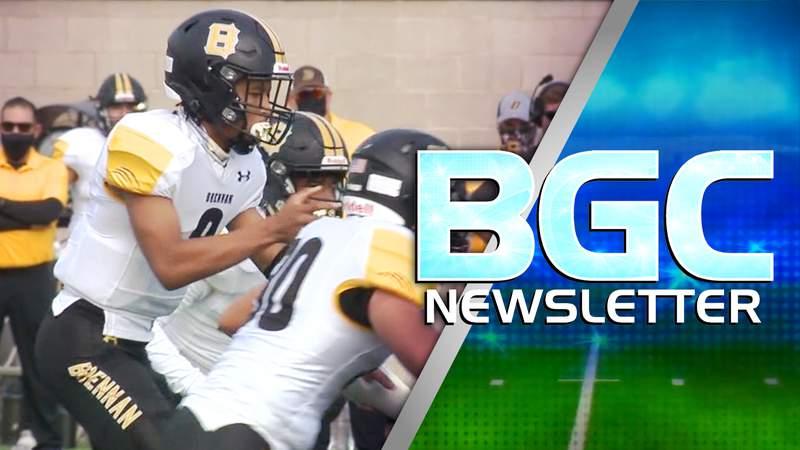 Quarterback Ashton Dubose and the Brennan Bears look primed for an impressive 2021 high school football season.