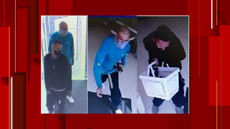 San Antonio police are looking for the suspect(s) responsible for an aggravated robbery at an area Ulta store.