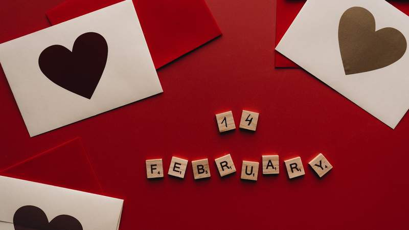 Make the most out of this Valentine's Day