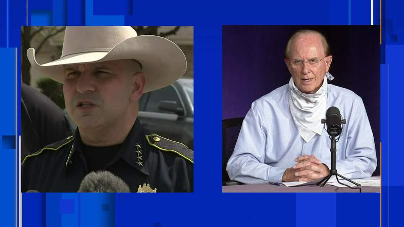 Wolff writes scathing letter to Bexar County sheriff over social media attacks made by business owner, BCSO donor
