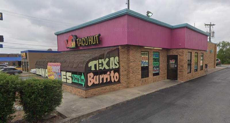 Tia's Taco Hut received a score of 79 from health officials during an inspection.