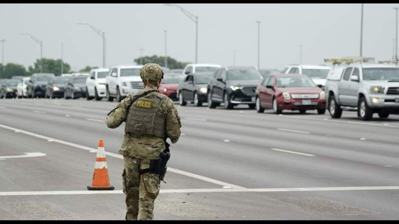 Lockdown lifted at JBSA-Lackland as shooting reports are investigated