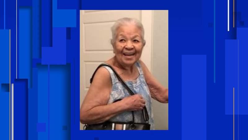 Yoko Kikuko Galloway, 88, was last seen around 11 a.m. at her home in the 500 block of Melissa Lane in New Braunfels.