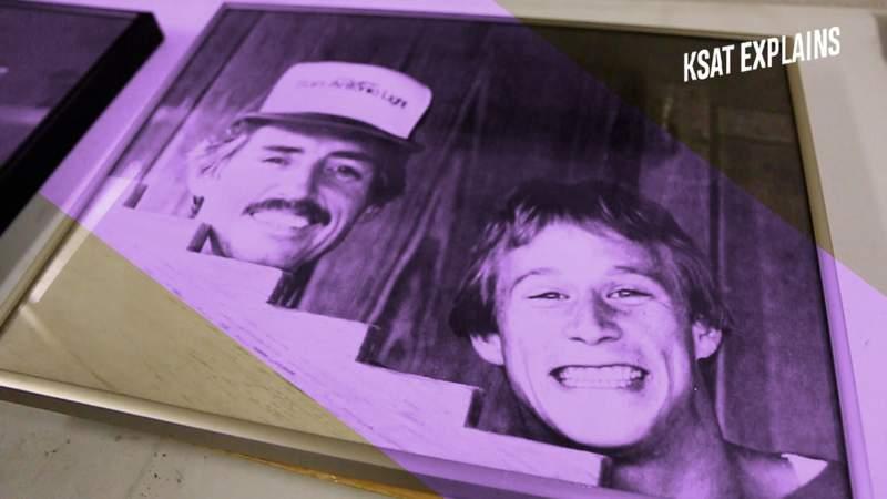 "KSAT Explains: Arthur ""Happy"" Veltman and Gene Elder's impact on Bonham Exchange and LGBTQ+ community in San Antonio"