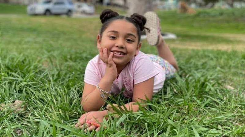 Saryah Perez, 6, was shot and killed on Mother's Day 2021.
