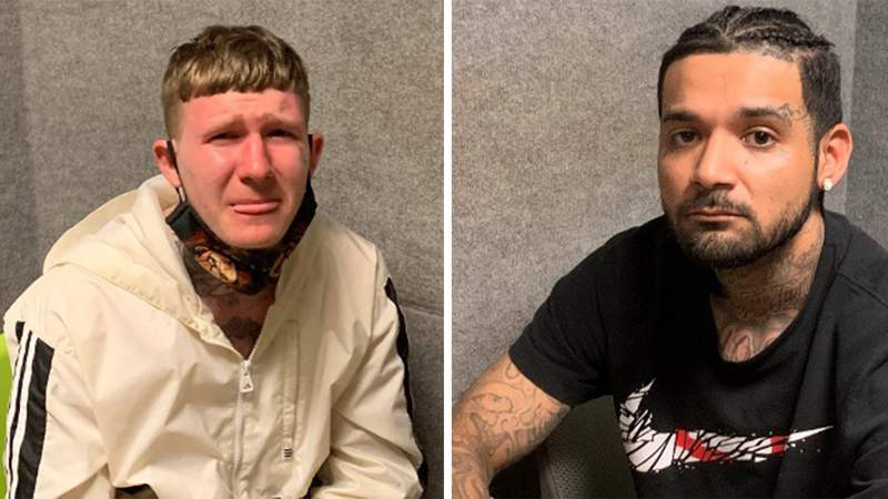 Zachary Wiatrek and Aurelio Elizondo are both charged with aggravated assault causing serious bodily injury.