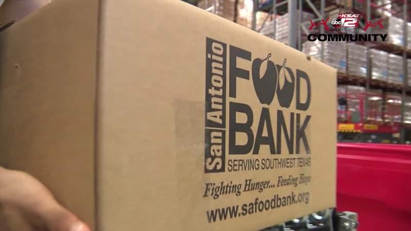 KSAT-TV EXTRA: San Antonio Food Bank calls for volunteers amid pandemic