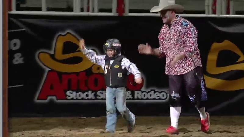 Best of Mutton Busting 9