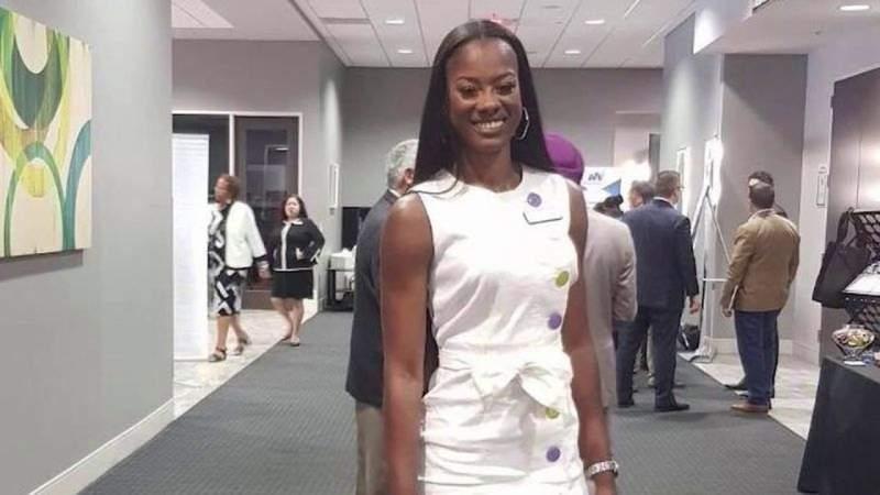 GF Default - Andreen McDonald finally laid to rest months after remains found