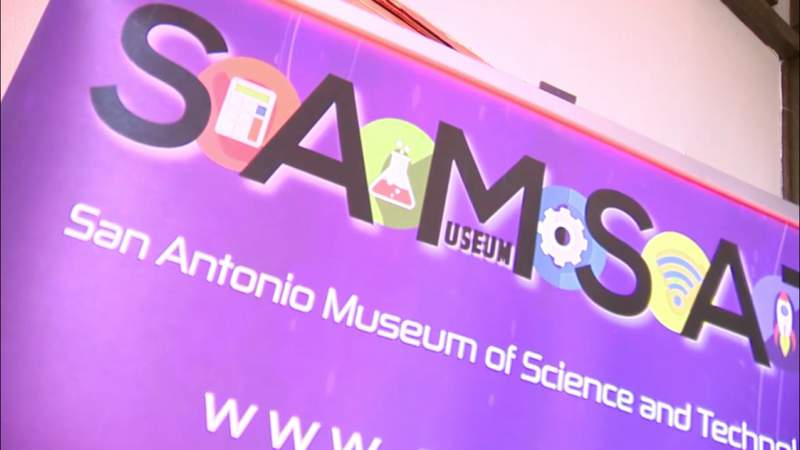 San Antonio Museum of Science and Technology offering summer camps to engage students in STEM