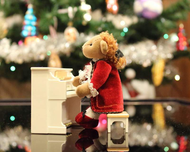 Are you already listening to Christmas music?
