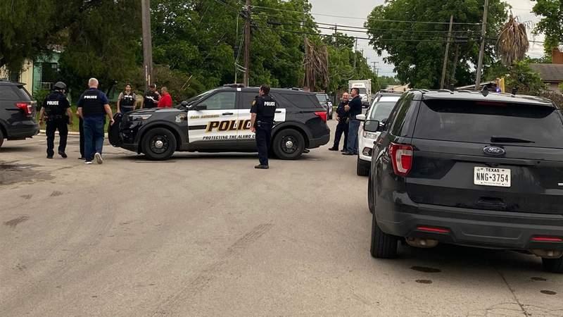 Three teens in custody as SAPD investigates carjackings, drive-by shooting