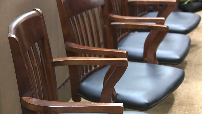 Masks will continue to be required in Bexar County courtrooms despite new CDC guidelines