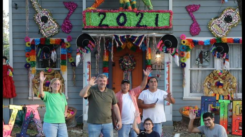 Show off your Fiesta pride: How you can enter and win the Porch Parade contest