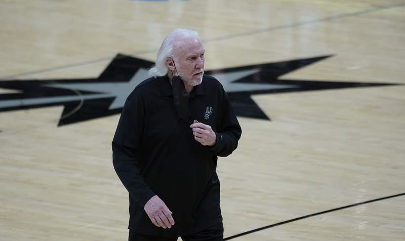Popovich speaks out on Chauvin verdict in George Floyd's murder trial and Prop B in San Antonio