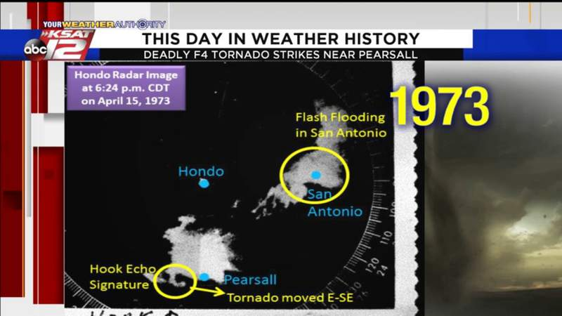 This Day in Weather History: April 15th