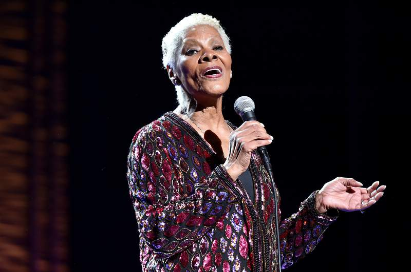 Dionne Warwick performing in 2017. (Photo by Theo Wargo/Getty Images for Tribeca Film Festival)