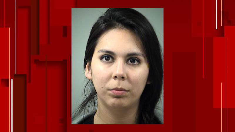 Kristina Vestal is charged with Injury of a child with intentional bodily injury, police say