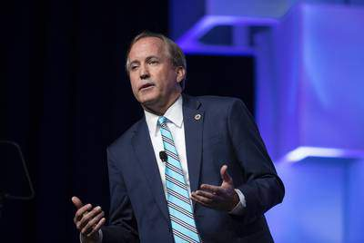 Texas Attorney General Ken Paxton won t defend state agency in gay marriage case