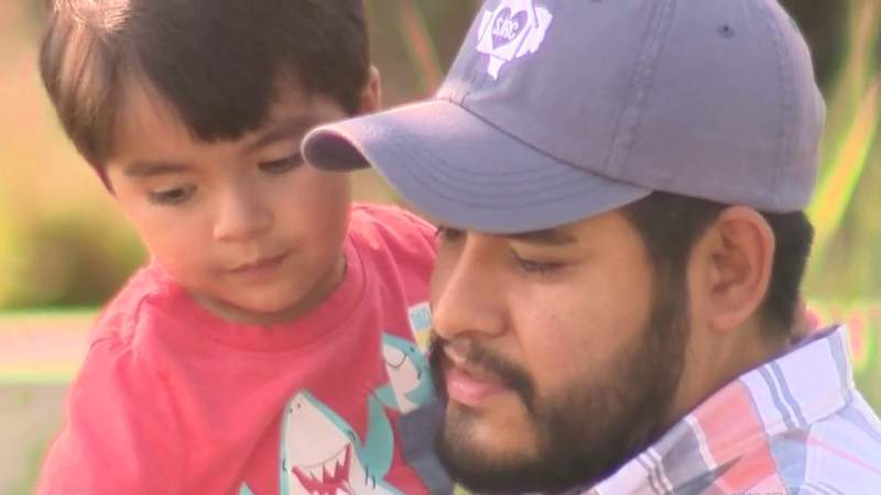 SJRC's fatherhood initiative helps adults become better parents, support children