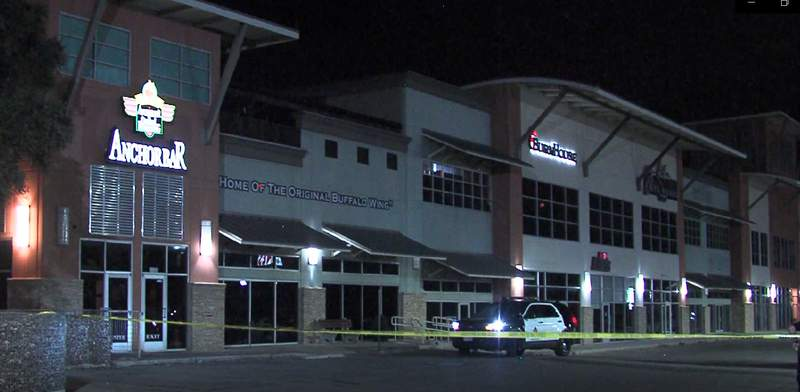 Three suspects on the run after shooting at Burnhouse Night Club early Sunday morning, SAPD says