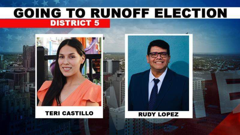 Castillo, Lopez in runoff to be new face of District 5 in San Antonio