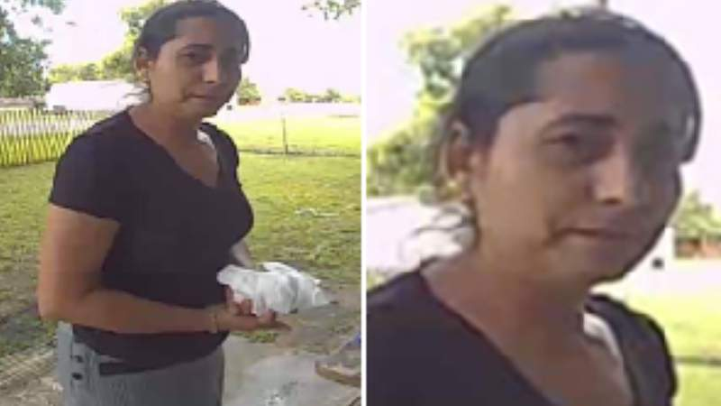 Recognize her? Police, Crime Stoppers seek suspect in theft from church donor