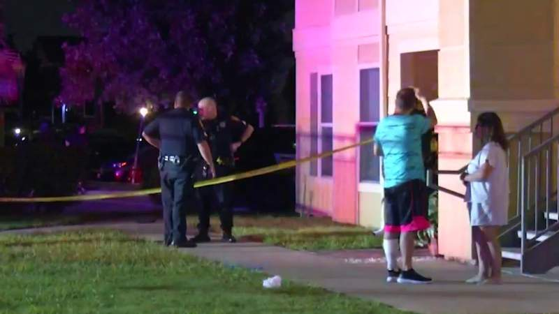 Deadly stray-bullet shooting of teen happened in front of another child, relatives say