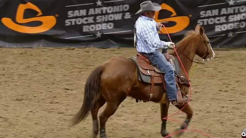 It's time to wrap-up the rodeo, San Antonio!
