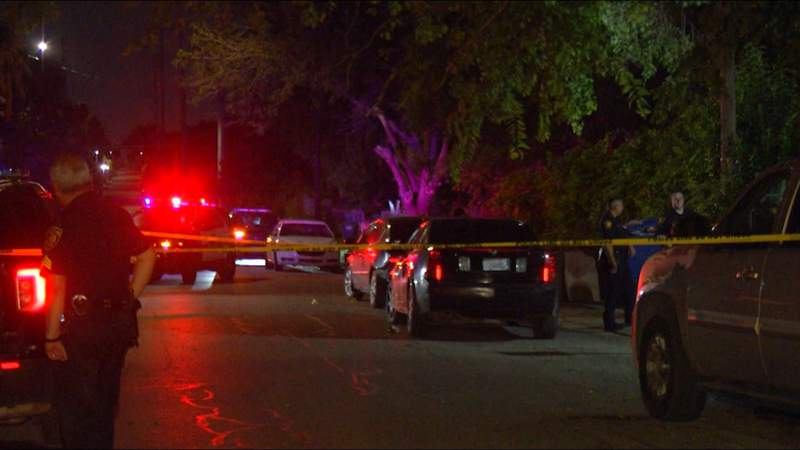 West Side home invasion ends with gun battle, police say