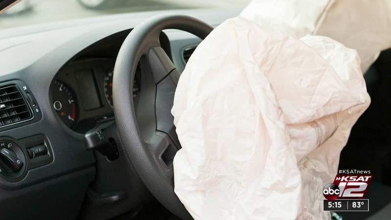 Nearly 1 million defective Takata airbags still on Texas roads