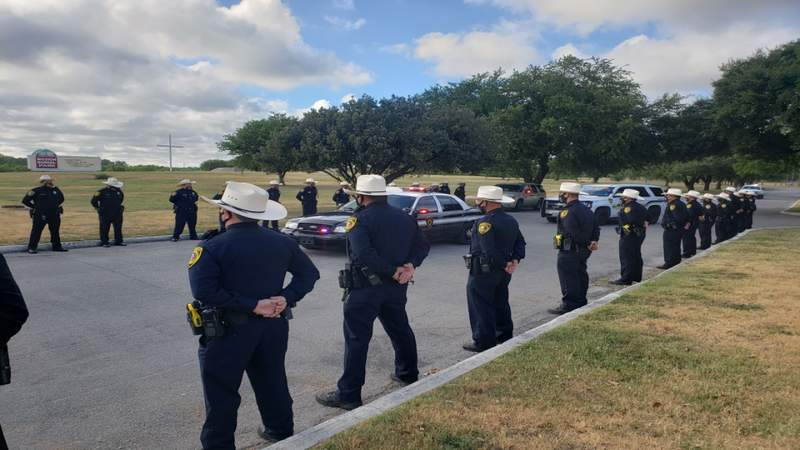 BCSO holds memorial service for 27-year veteran who died due to COVID-19