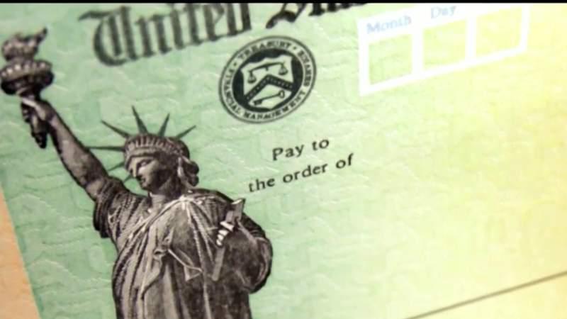 $600 coronavirus stimulus checks being sent out now