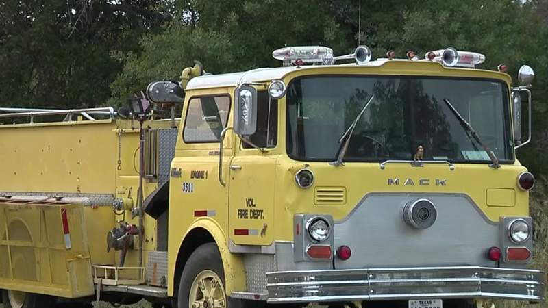 Local volunteer fire department struggling to pay bills