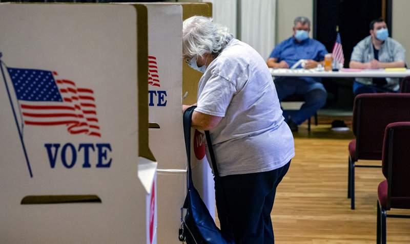 (Chris Landsberger/The Oklahoman via AP)