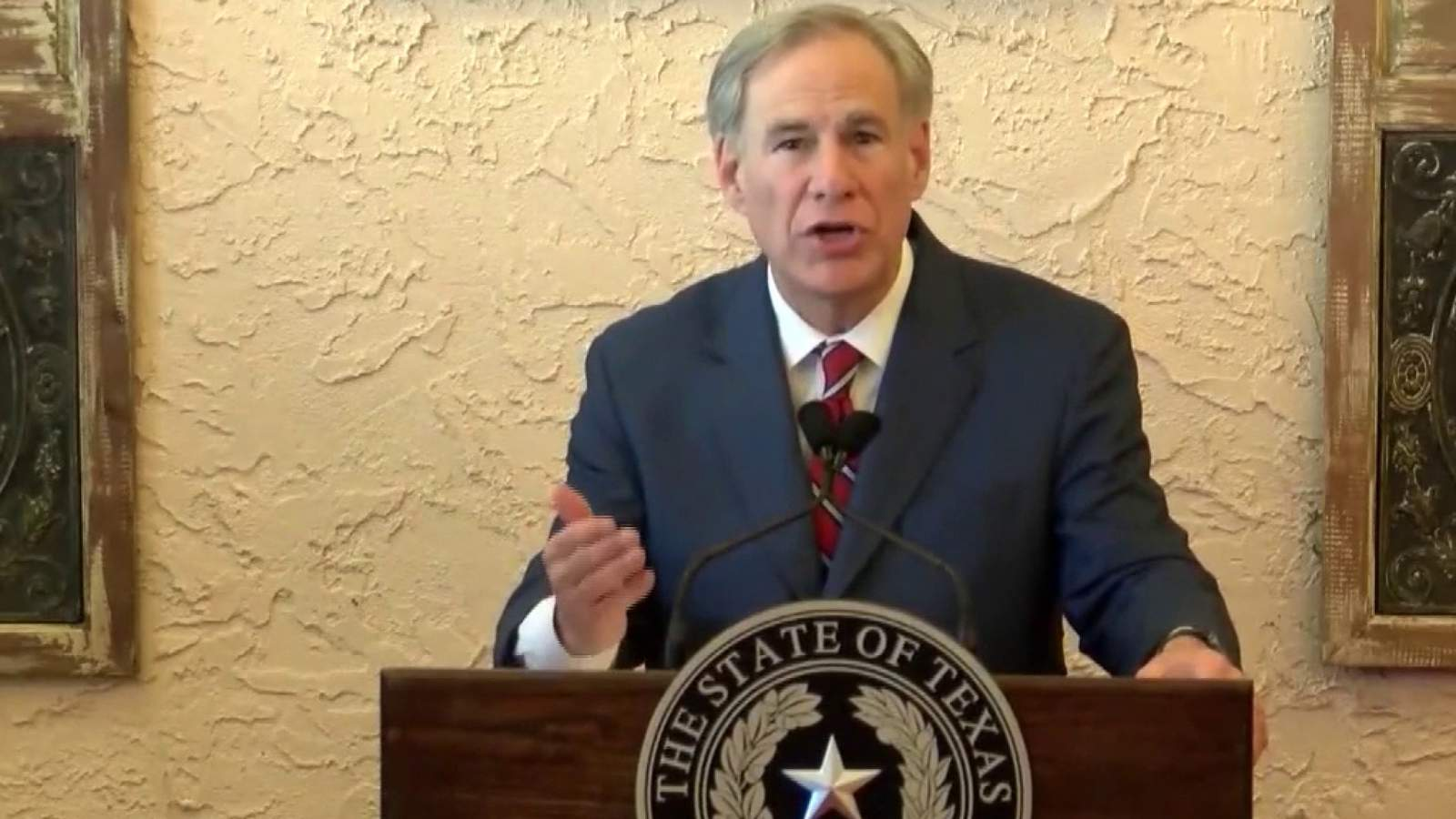 'It is now time to open Texas 100%': Texas Gov. Greg Abbott reverses statewide pandemic orders