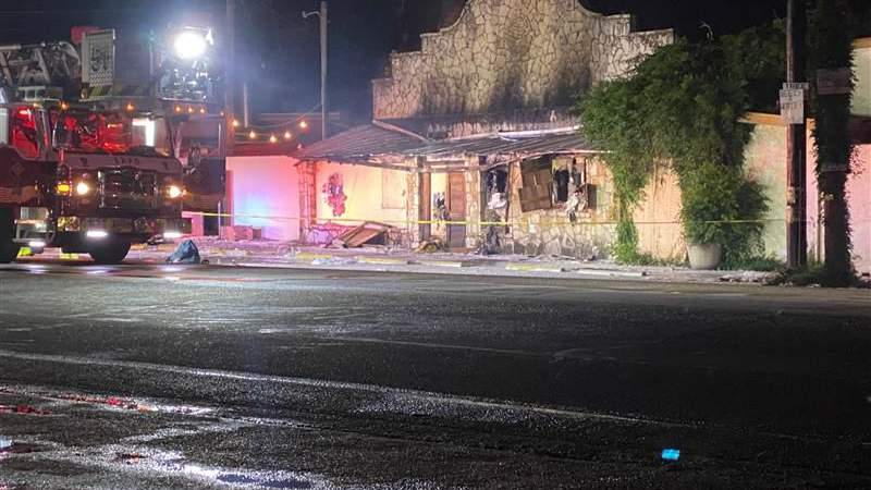 2-alarm fire destroys deep-rooted restaurant in Leon Springs, fire officials say