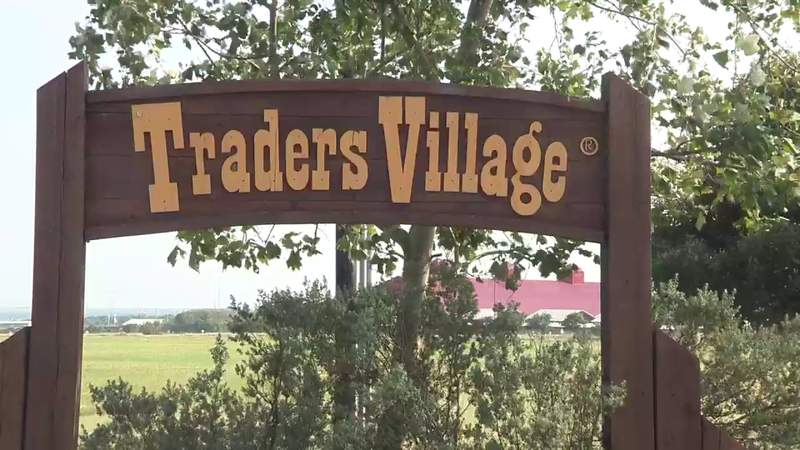 Traders Village flea market not given all clear to open by city
