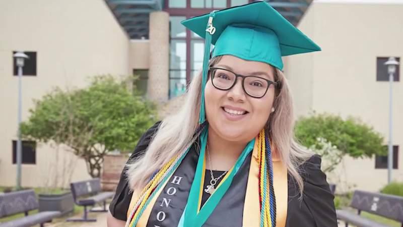 Palo Alto great graduate overcomes imposter syndrome