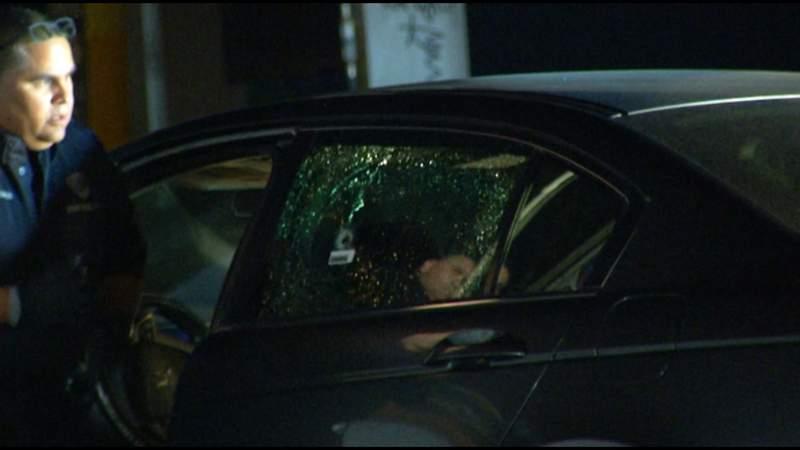 BCSO: 1 injured in West Side Highway 90 shooting