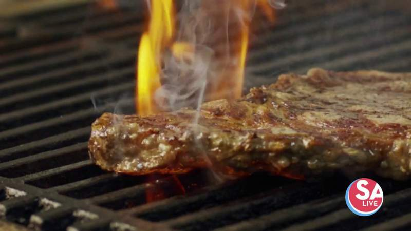 Tips from the Pit: Grilling steak with Adrian Davila | SA Live | KSAT 12