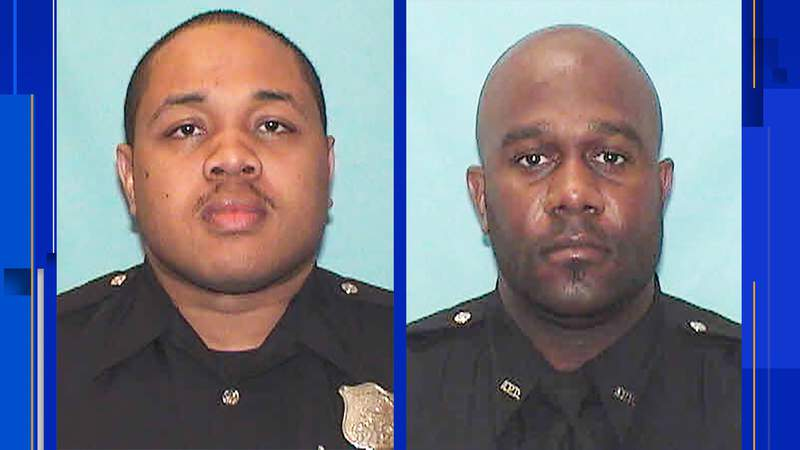 Former Atlanta Investigators Ivory Streeter and Mark Gardner are looking to get their jobs back.