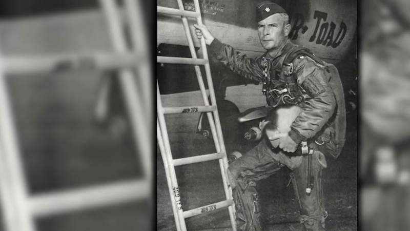 Colonel Gordon 'Swede' Larson to be buried at Fort Sam Houston National Cemetery next week