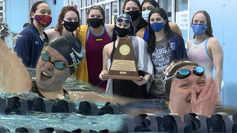 HIGHLIGHTS: Jaguars girls claim second straight Region VII-6A Championship