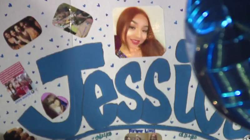 Family, friends hold vigil honoring teen after she was dragged to death