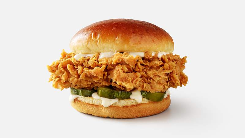 The new KFC Chicken Sandwich has bigger filet, more pickles and a better bun than its predecessor.