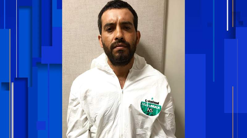 Pictured is Miguel Anthony Gonzales, 32,
